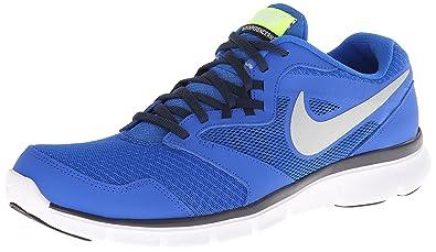 9ac014f85ebf7 Nike Men s Flex Experience Rn 3 Hypr Cblt Mtllc Slvr Obsdn VLT Running