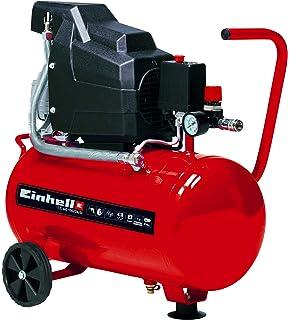 Einhell TH-AC 190/6 OF - Compresor de aire, 8 bar, depósito ...