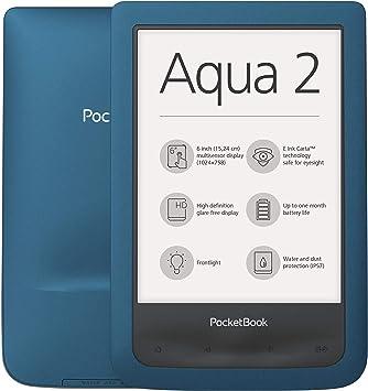 Pocketbook AQUA 2 lectore de e-book Pantalla táctil 8 GB Wifi ...
