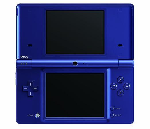 Nintendo DSi Handheld Console (Metallic Blue) [Importación ...