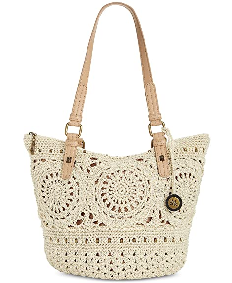Amazon.com: The Sak - Bolso de mano para mujer, color marfil ...