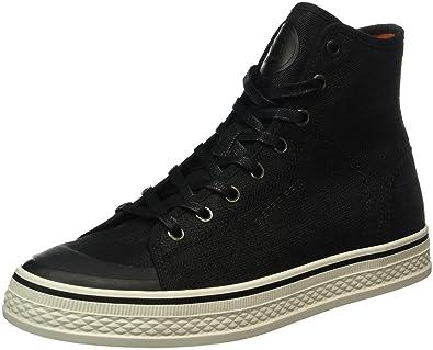 G-STAR Men s BAYTON HIGH DENIM Low-Top Sneakers dcb80dd54a8