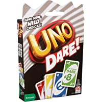 Mattel UNO Dare Card Game