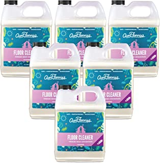 product image for Aunt Fannie's Floor Cleaner Vinegar Wash - Multi-Surface Cleaner, 32 oz. (6-Pack, Lavender)