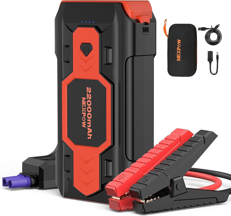 NEXPOW Portable Car Jump Starter