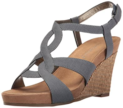7f454bf91aff Aerosoles Women s Fabuplush Wedge Sandal