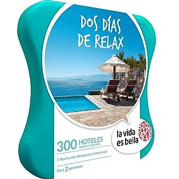 LA VIDA ES BELLA - Caja Regalo - DOS DÍAS DE RELAX - 300 hoteles de