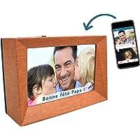 Familink - Cadre Photo numérique 3G avec SIM Incluse