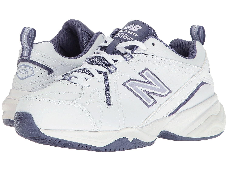 【超新作】 (ニューバランス) New New White/Purple Balance レディーストレーニング競技用シューズ靴 WX608v4 White/Purple 6.5 B078FZ256H (23.5cm) 2A - Narrow B078FZ256H, いしばし商店:863d002a --- tradein29.ru
