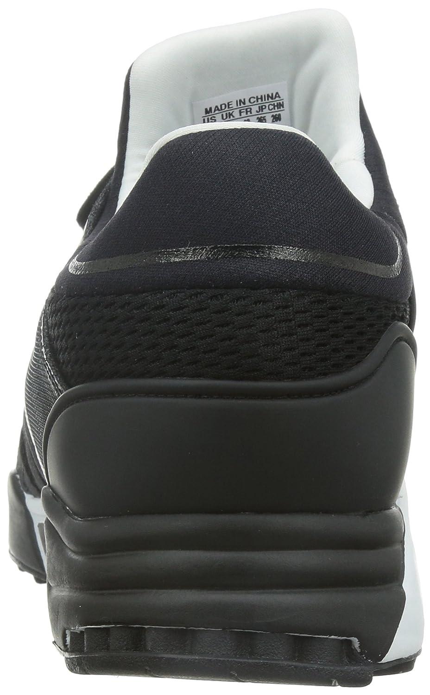adidas Originals Equipment Running Support Schuhe Herren Sneaker Turnschuhe Schwarz S81484