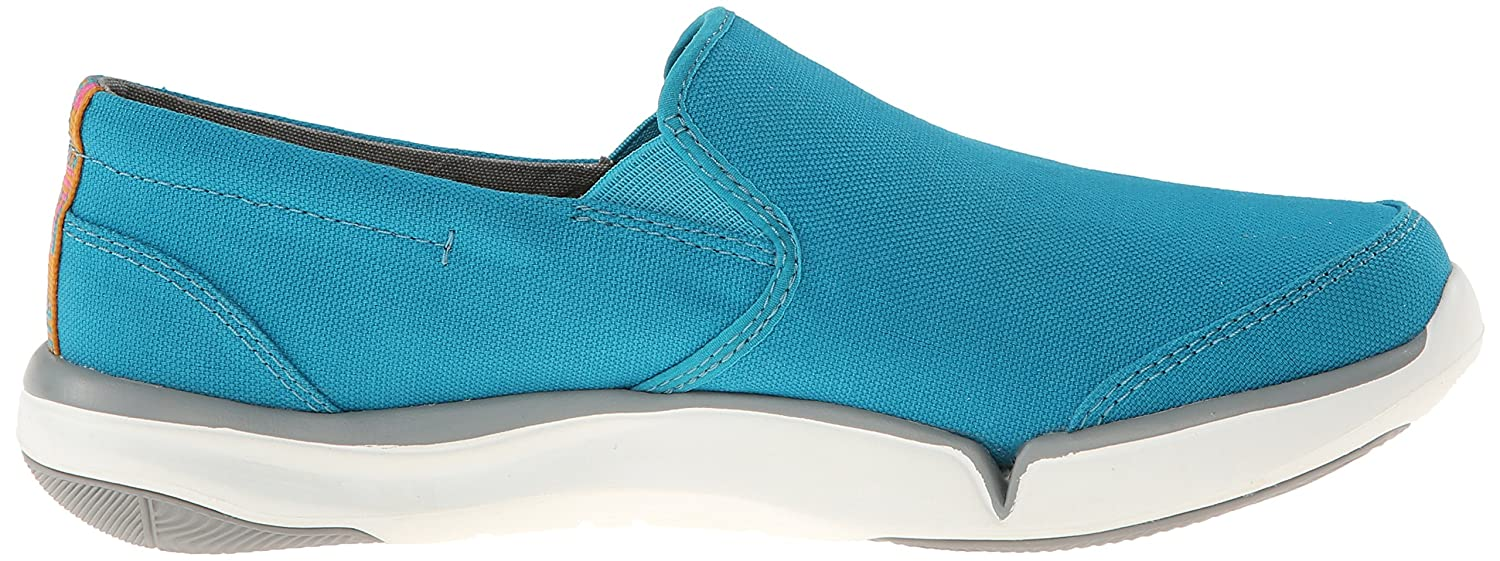 Teva Wander Slip-On W's, Damen Trekking- & Wanderhalbschuhe, Blau (733 lake blue), 36 EU (3 Damen UK)