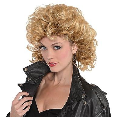 Perruque Amscan Femme Sandy Version Classique