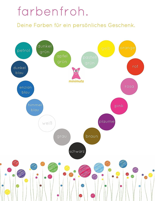 Sportbeutel Schuhbeutel pink f/ür M/ädchen Kinder inkl mit Namen Personalisieren /& Bedrucken Motiv Einhorn Namensdruck Turnbeutel