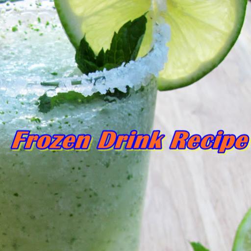Frozen drink recipe