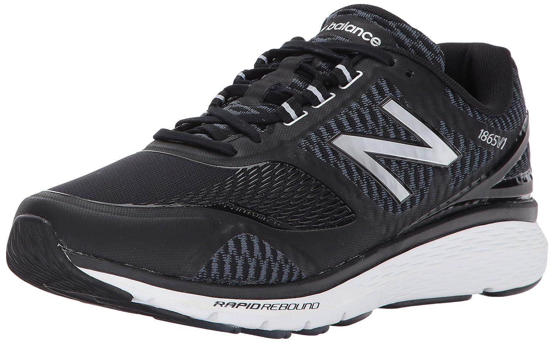 Noir argent New Balance Mw1865v1, Chaussures Multisport Indoor Homme 43 EU 4E