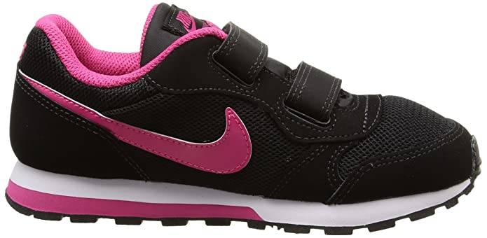Amazon.com | Nike - MD Runner 2 PSV - 807320006 - Color: Black - Size: 2.0 | Sneakers