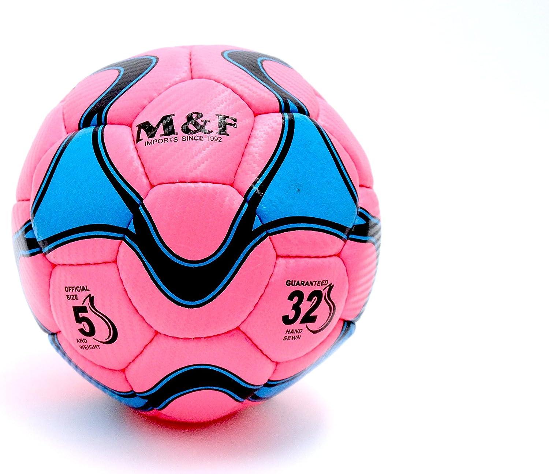 Reglamento tamaño Plus balón de fútbol 5 piezas Kit de inflación ...