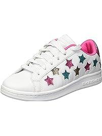 Skechers Girl's Omne - Lil' Star Side Sneakers