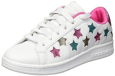 Skechers Mädchen Energy Lights lil'metallics Sneaker: Amazon