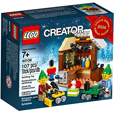 LEGO Toy Workshop 40106: Toys & Games
