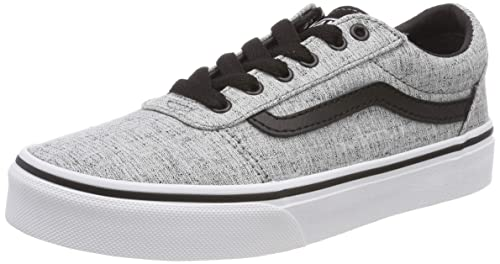 41e590e0bf Vans Kids  Ward Canvas Trainers  Amazon.co.uk  Shoes   Bags