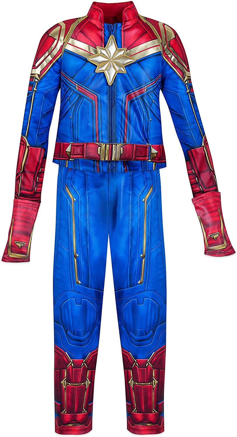 Amazon Com Marvel Captain Costume For Kids Size 7 8 Multi Clothing From captain america and spiderman to hulk and wolverine, we have what you're looking for. marvel captain costume for kids size 7 8 multi
