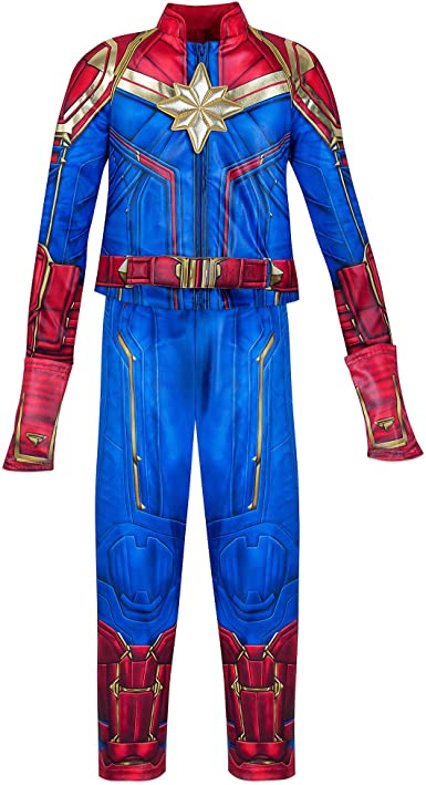 Amazon Com Marvel Captain Costume For Kids Size 7 8 Multi Clothing Buy marvel costumes, become a new hero in the life of a certain character.just choose your favourite superhero costume. marvel captain costume for kids size 7 8 multi