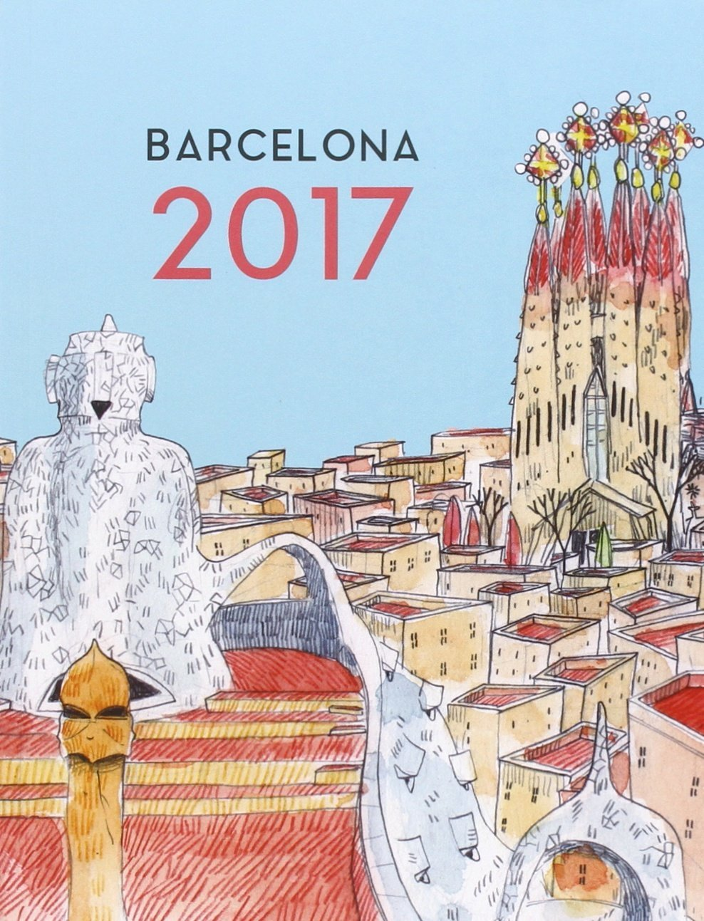 Agenda Barcelona 2017: ALBERT ARRAYAS: 9788499794419: Amazon ...