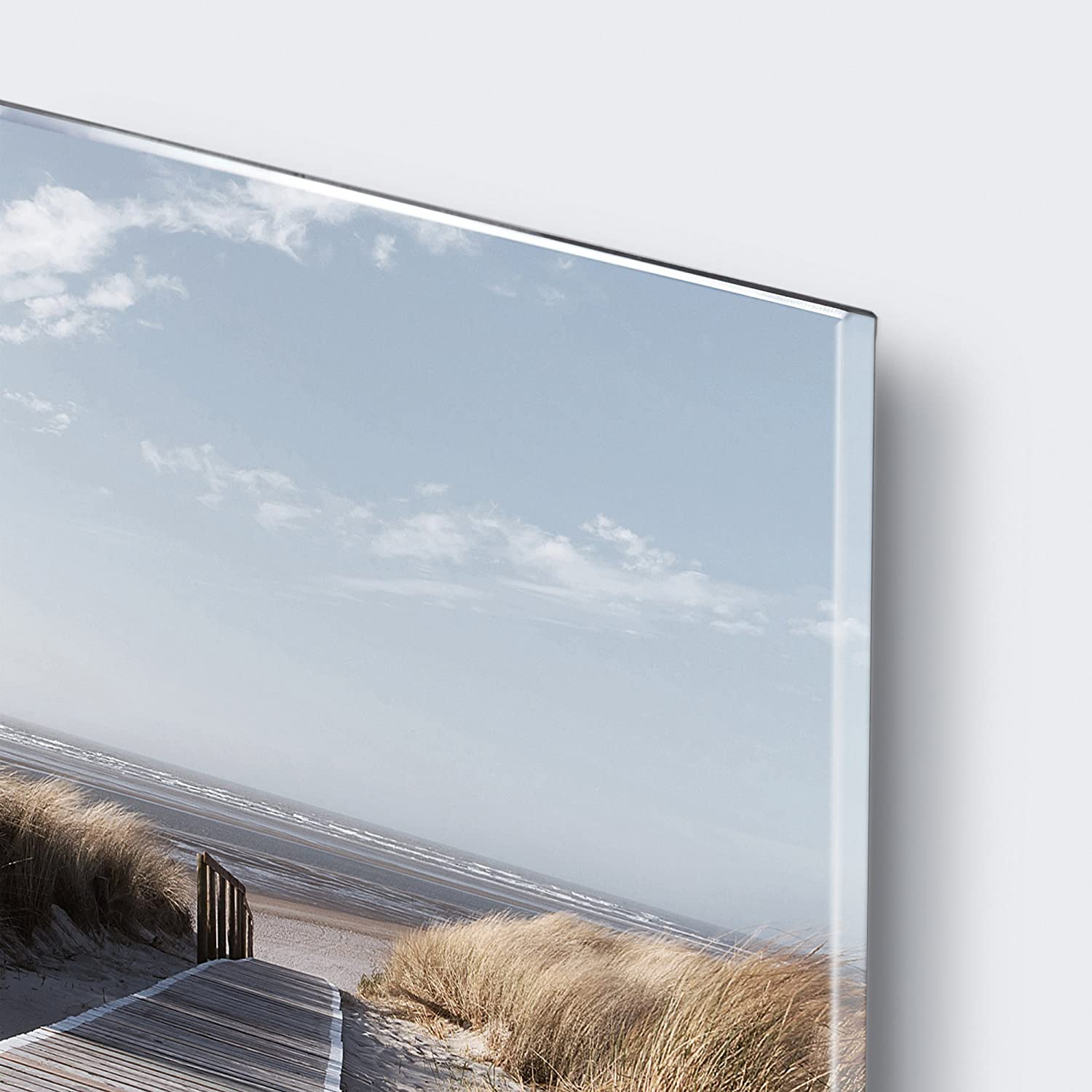 Eurographics Deco Glass DG-DT5284 Glass Picture 20 x 20 cm Morning ...