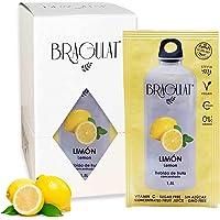 BRAGULAT | Zumo Concentrado de Frutas Sabor a Limón| Bebidas y Refrescos Instantáneas en Polvo | Sin Azúcar y con…