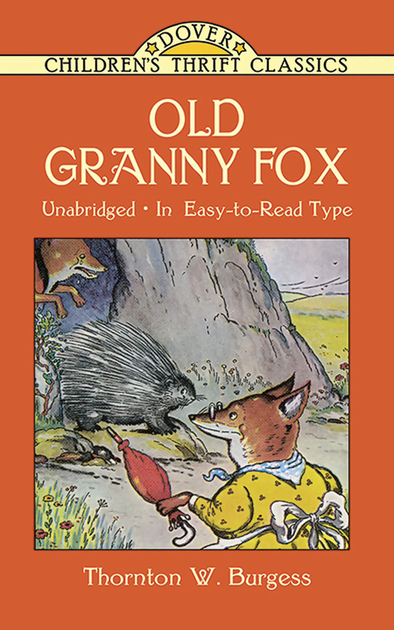 Old Granny Fox (Dover Children's Thrift Classics) by Dover Publications (Image #1)
