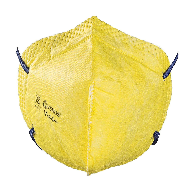 Respirator Pack Venus Of Mask Yellow V-44 50