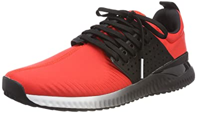 dc0a2016977 adidas Golf 2018 Mens Adicross Bounce Spikeless Golf Shoes - Wide Fitting Hi -Res Red