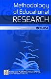 MES54 methodology of Educational Research(IGNOU Help Book for MES-54in English Medium) (med-mes-054)