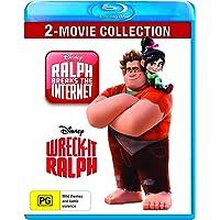 Wreck-It Ralph / Ralph Breaks The Internet (2 Film Collection)