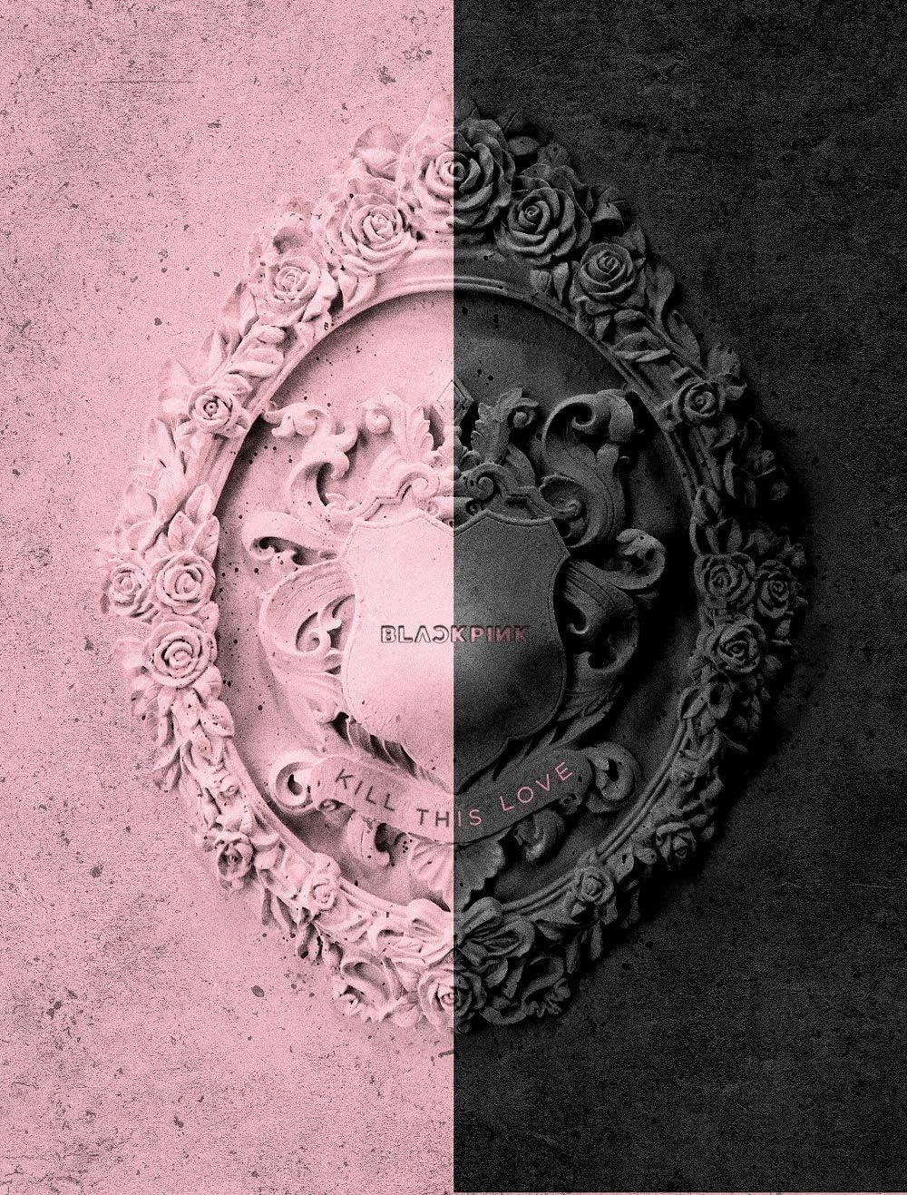 Amazon.com: YG Blackpink - Kill This Love [Pink+Black ver. Set] (2nd Mini  Album) 2CD+2Photobooks+2Lyrics Books+8Photocards+2Polaroid Photocard+2On  Pack Poster+1Folded Poster+Double Side Extra Photocards Set: Posters &  Prints