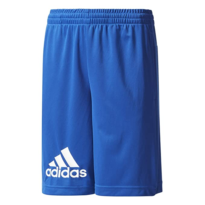 2370d264f adidas Baby Boy's adidas Training Gear Up Knit Short, Collegiate Royal/White,  XSTP: Amazon.ca: Clothing & Accessories