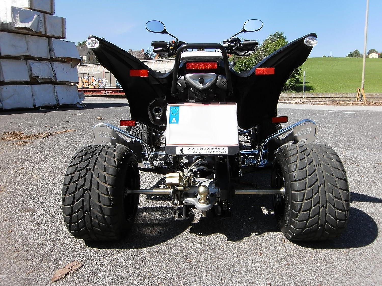 Nerfbar Ersatzteil f/ür//kompatibel mit Aeon Cobra 300//350 mit Heel Guard