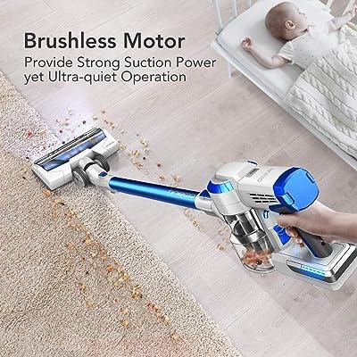 Tineco A10 Hero Cordless Vacuum 2-in-1 Handheld Stick Vacuum