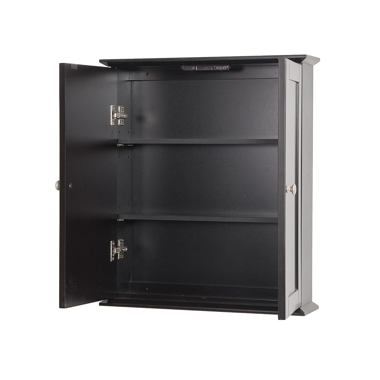 Amazon.com: Foremost COEW2125 Columbia Espresso Bath Wall Cabinet ...