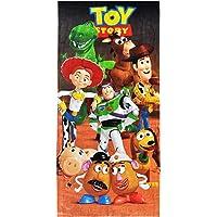Disney Toy Story Toalla de Playa, diseño de Buzz Lightyear, Estampado de Jessie