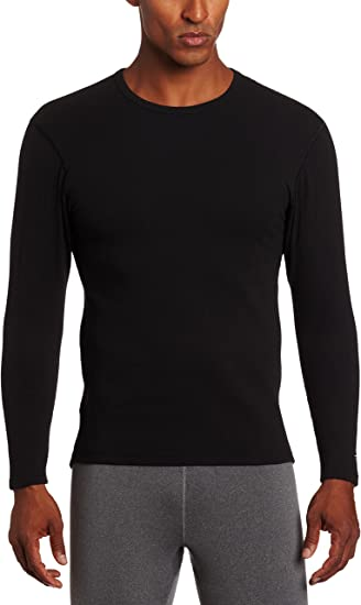 Duofold Mens Expedition Weight Two-Layer Thermal Tagless Crew
