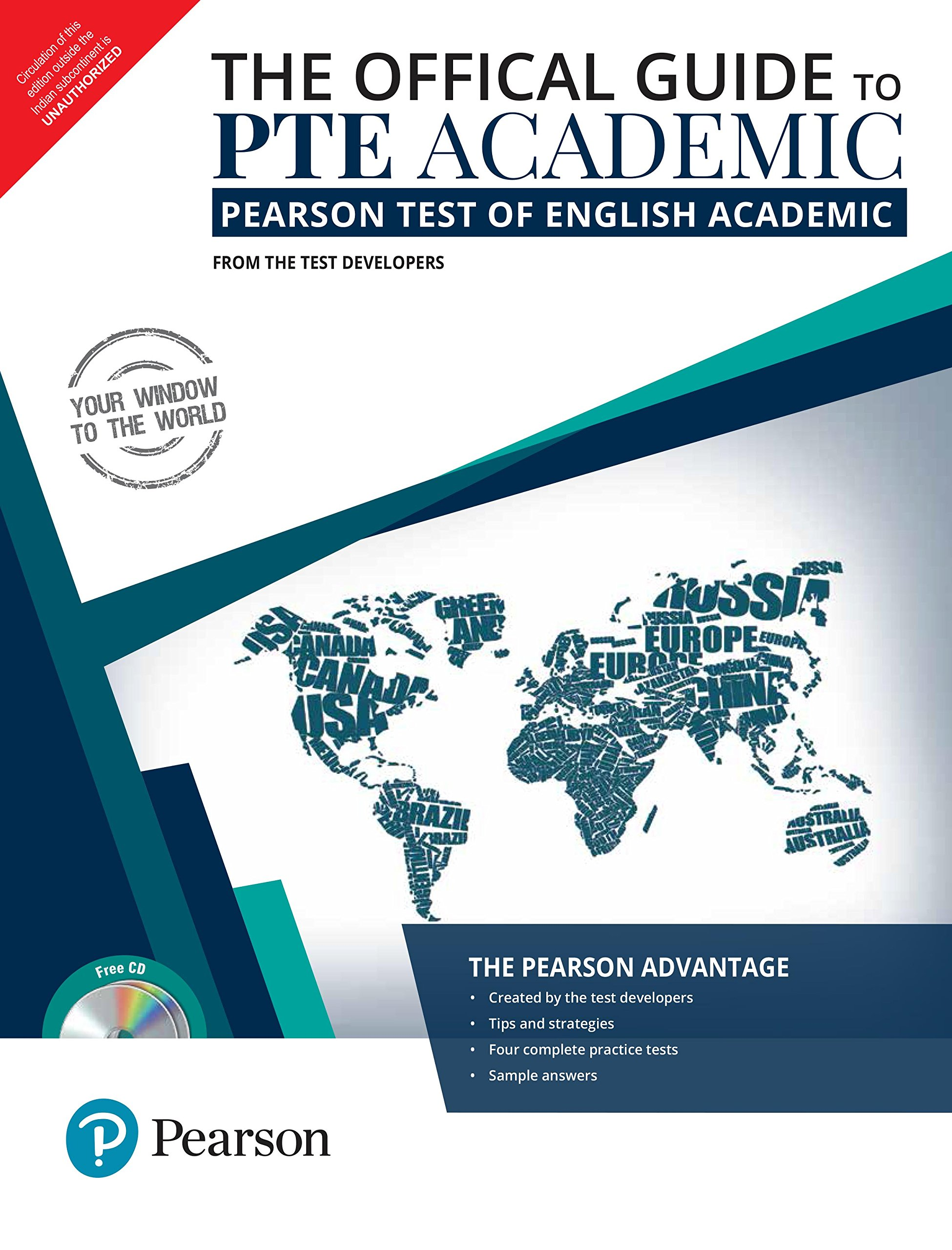 Buy The Official Guide to PTE Academic(Pearson Test of