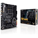 Asus AM4 TUF Gaming X570-Plus (Wi-Fi) AM4 Zen 3 Ryzen 5000 & 3rd Gen Ryzen ATX Motherboard With PCIe 4.0, Dual M.2, 12+2 With
