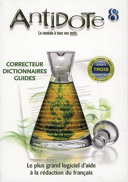 8 V3 FRANCAIS DRUIDE CORRECTEUR ANTIDOTE (2013 TÉLÉCHARGER