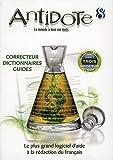 Antidote 8 - Correcteur et Dictionnaires