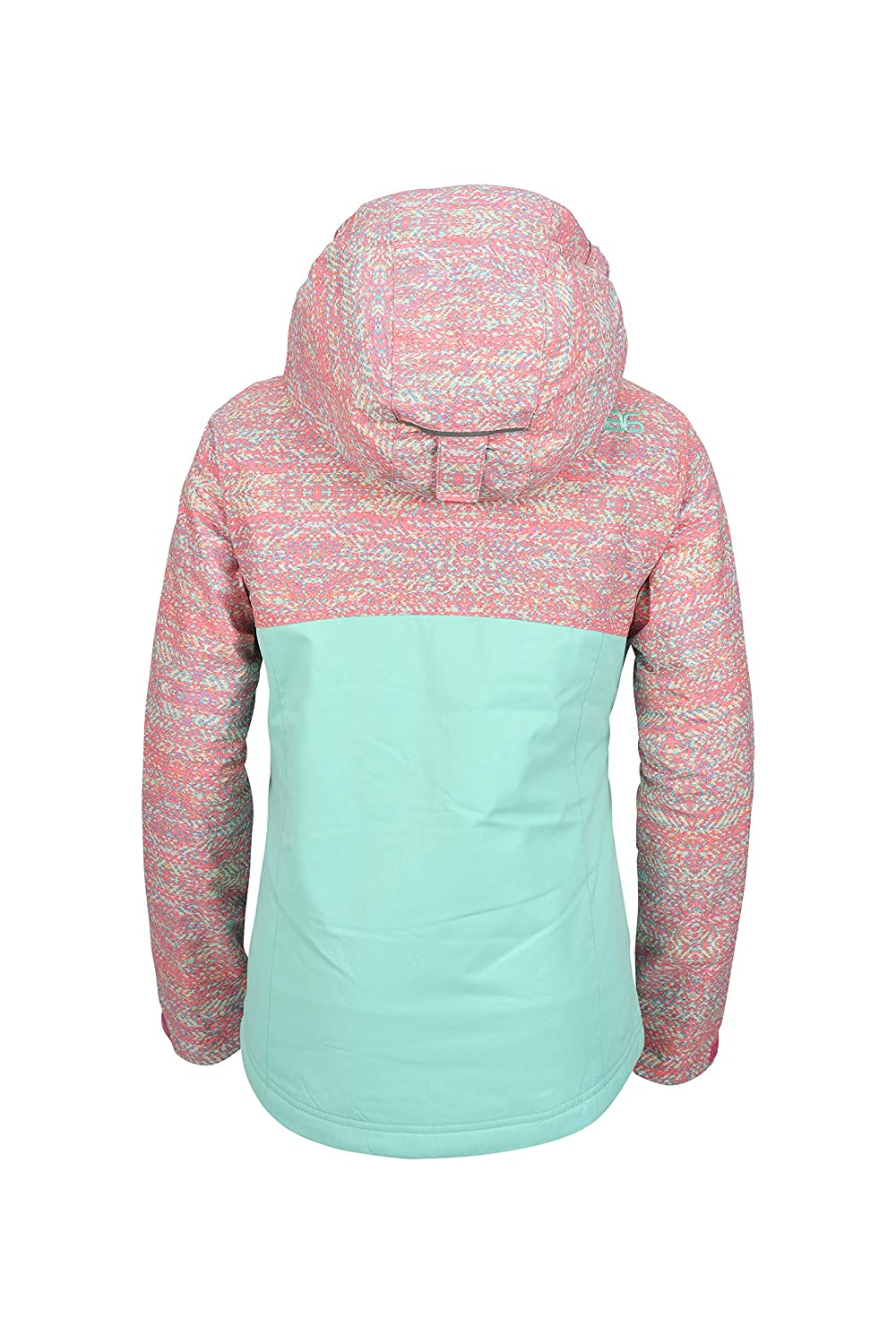 Girls' Clothing (0-24 Months) Honest Baby Girls Pink Button Up Knit Hooded Cardigan Up To 1 Month Superior Materials