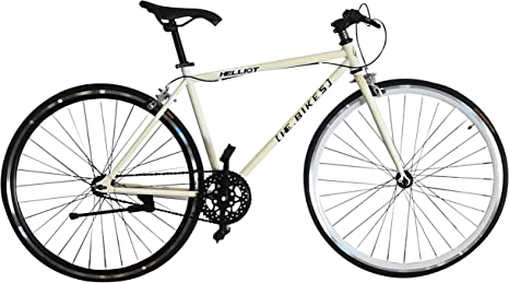 Helliot Bikes Fixie Tribeca H18 Bicicleta Urbana, Unisex Adulto ...