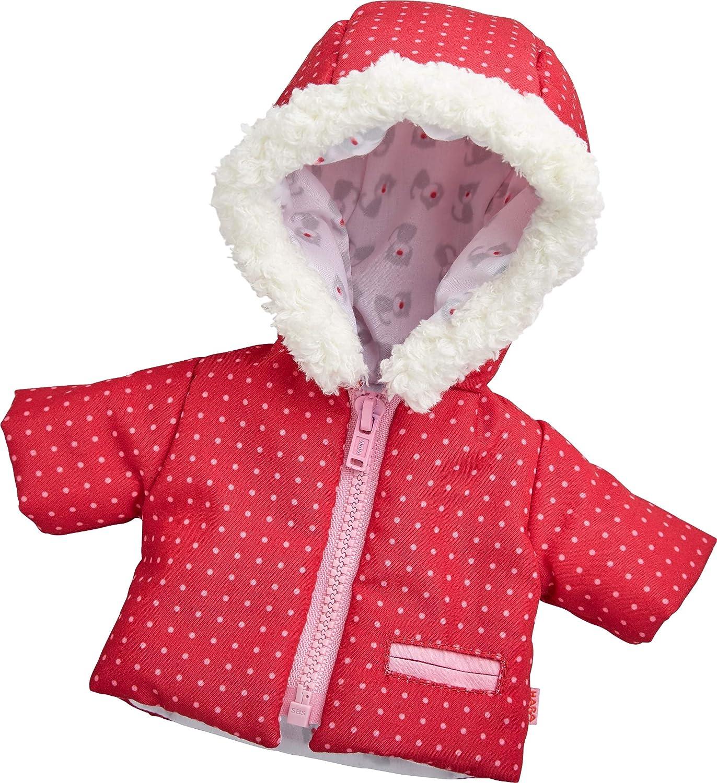 Set Vestiti Invernali HABA 304110 dai 18 Mesi in su Composto da Pantaloni da Neve Occhiali da Sole e Stivali Accessori per Bambole per Tutte Le Bambole 30 cm