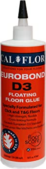 Cal-Flor GL82114CF Eurobond D3 Floating Floor Glue